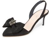 Oscar de la Renta Pamie Slingback Sandals