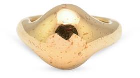 Jennifer Fisher Medium Orb Cocktail Ring - Size 5.75