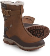 Merrell Eventyr Mid North Leather Boots - Waterproof, Insulated (For Women)