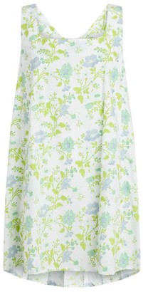 Thierry Colson Floral Popea Mini Dress