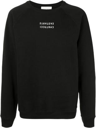 Strateas Carlucci Signature Normcore Sweatshirt