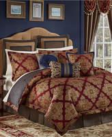 Croscill Sebastian Reversible Queen Comforter Set