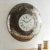 Pier 1 Imports Avalon Mosaic Wall Clock