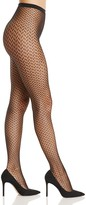 Natori Diamond Toile Net Tights