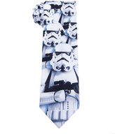 Star Wars STARWARS Storm Troopers Army Tie