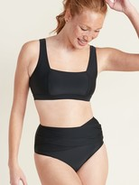 Old Navy Square-Neck Swim Top for Women