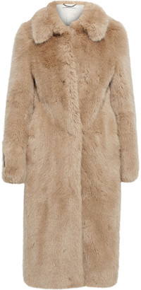 Stella McCartney Bilnman Faux Fur Coat