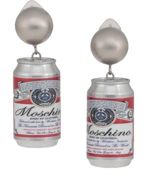 Moschino Budweiser Earrings