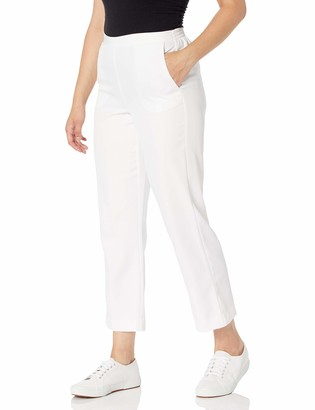 Alfred Dunner Women's Microfiber Proportioned Short Pant