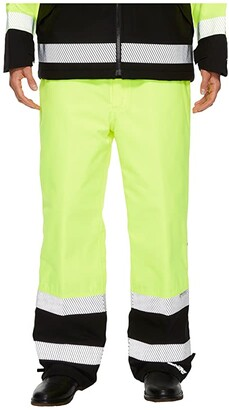 Timberland Work Sight High-Visibility Insulated Pants (Yellow) Men's Casual Pants