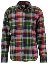 Gap Gap Midweight Standard Fit Shirt Persimmon