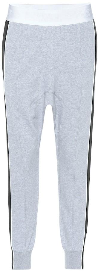 P.E Nation Master Run cotton track pants