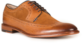 Oliver Sweeney Ossington High Shine Brogues, Tan