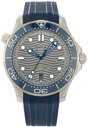 Omega 2020 unworn Seamaster Diver Co-Axial Master Chronometer 42mm