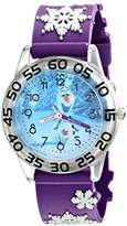 Disney Kids' W002032 Olaf Analog Display Analog Quartz Watch