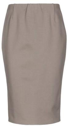 Harris Wharf London Knee length skirt