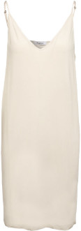 Rodebjer Winifred Slip Dress - XL - Natural