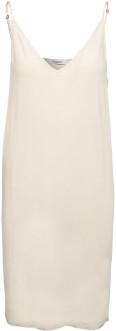 Rodebjer Winifred Slip Dress - XS - Natural