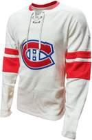 Reebok Montreal Canadiens CCM Jersey Crew Neck Top, L