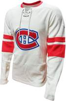 Reebok Montreal Canadiens CCM Jersey Crew Neck Top, XL
