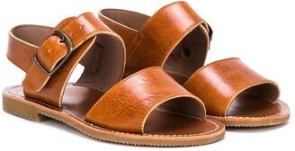 Pépé Buckled Strap Sandals