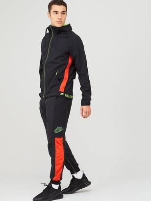 Nike Flex Training Joggers - Black/Red
