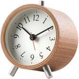 Diamantini Domeniconi Diamantini & Domeniconi - Normal Alarm Clock - Walnut