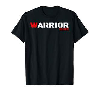 Army Style Tough Guy Usa Patriot Warrior T Shirt Armed Forces Fitness Training Gym T-shirt For Men Women T-Shirt