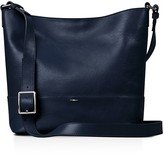 Shinola Relaxed Small Leather Hobo