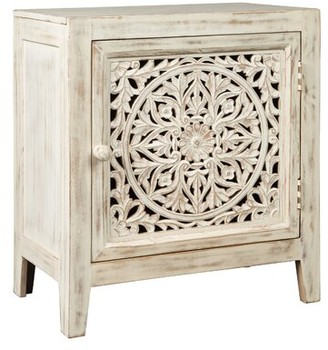 Bungalow Rose Maurise Accent Cabinet
