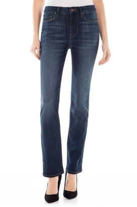 Fidelity Rev High Waist Bootcut Jeans