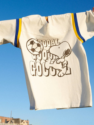 Levi's x Peanuts Football Tee Shirt