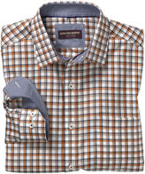 Johnston & Murphy Angled Frame Check Shirt