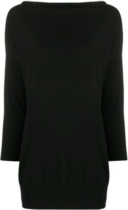 Snobby Sheep Casual Silk Jumper