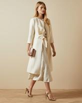 Ted Baker Structured Dress Coat