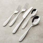 Crate & Barrel Stanton Mirror 5-Piece Flatware Place Setting