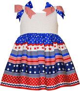 Bonnie Baby Baby Girls' Americana Dress