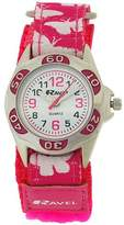 Ravel Girls Dial Pink / Butterfly Strap Watch R1507.50