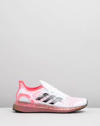 adidas Women's White Running - Ultraboost PB - Women's Running Shoes - Size 6.5 at The Iconic