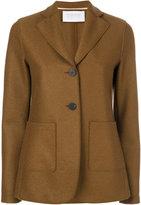 Harris Wharf London fitted waist blazer