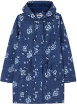 Cath Kidston Henley Bloom Cotton Twill Parka