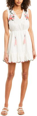 Raga Orchid Creek Mini Dress