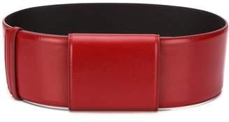 Marni Wide Leather Belt