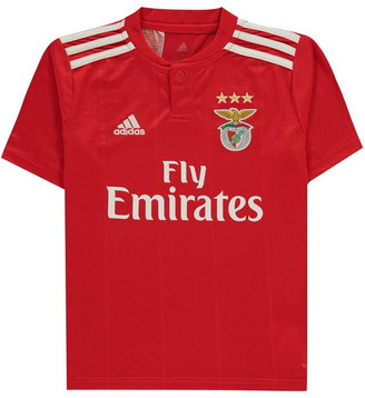 adidas Benfica Replica Shirt Boys