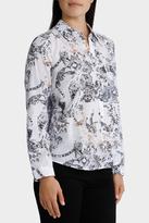 Faded Pasiley Long Sleeve Shirt