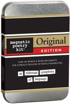 Kohl's Magnetic Poetry Kit: Original Edition