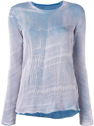 MM6 MAISON MARGIELA Long Knit Jumper