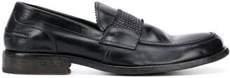 Moma Low Heel Loafers