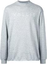 Factotum Vallis sweatshirt