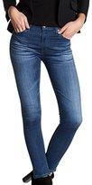 AG Adriano Goldschmied Women's Farrah High-Rise Skinny Crop Jean in 13 Year Warm Breeze